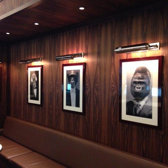 HOSPITALITY SFT - EI ROSEWOOD FC - The Monkey Bar SLS Hotel Las Vegas