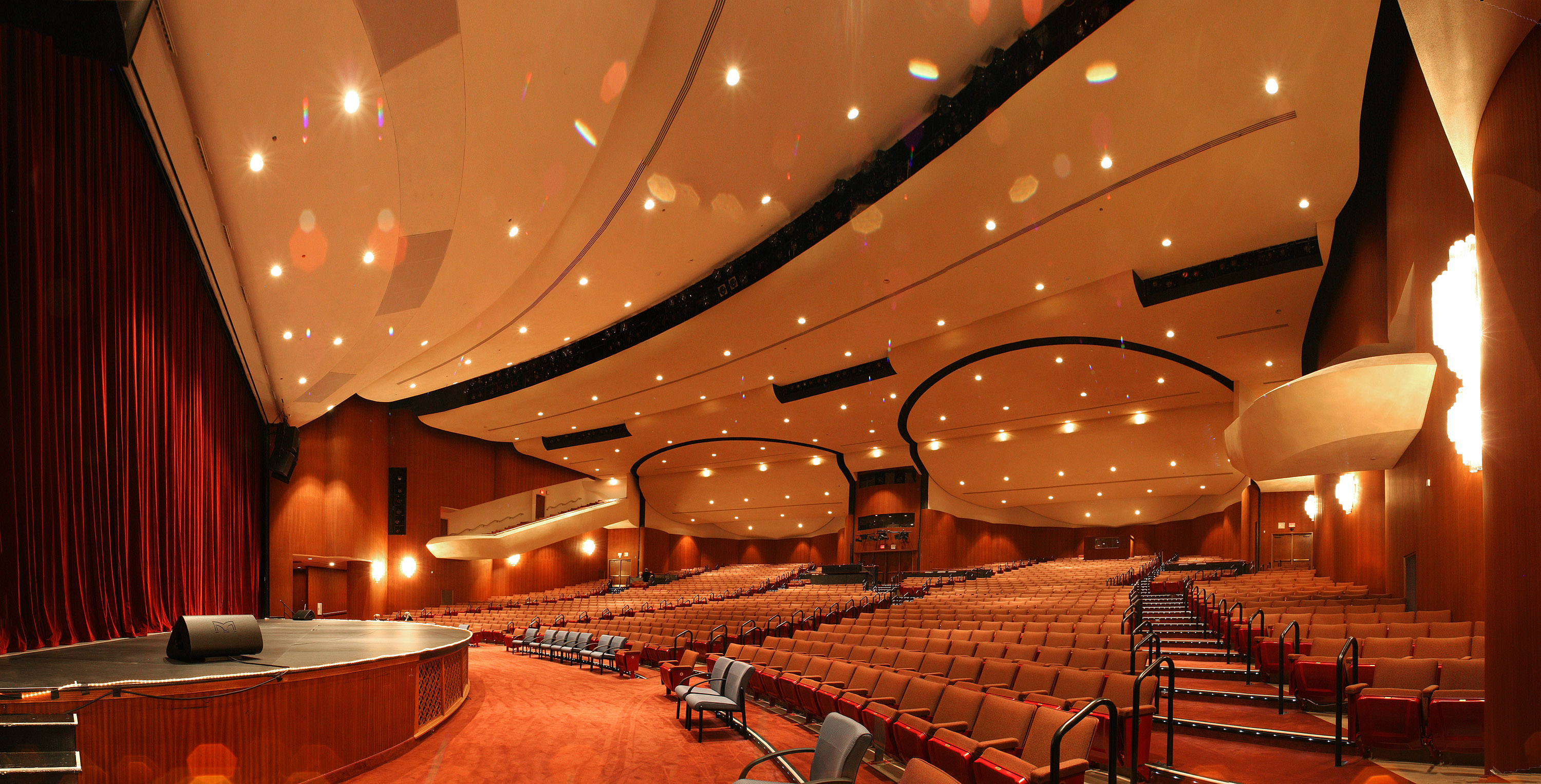 PERFORMING ARTS CENTER - Chandler Performing Arts Center