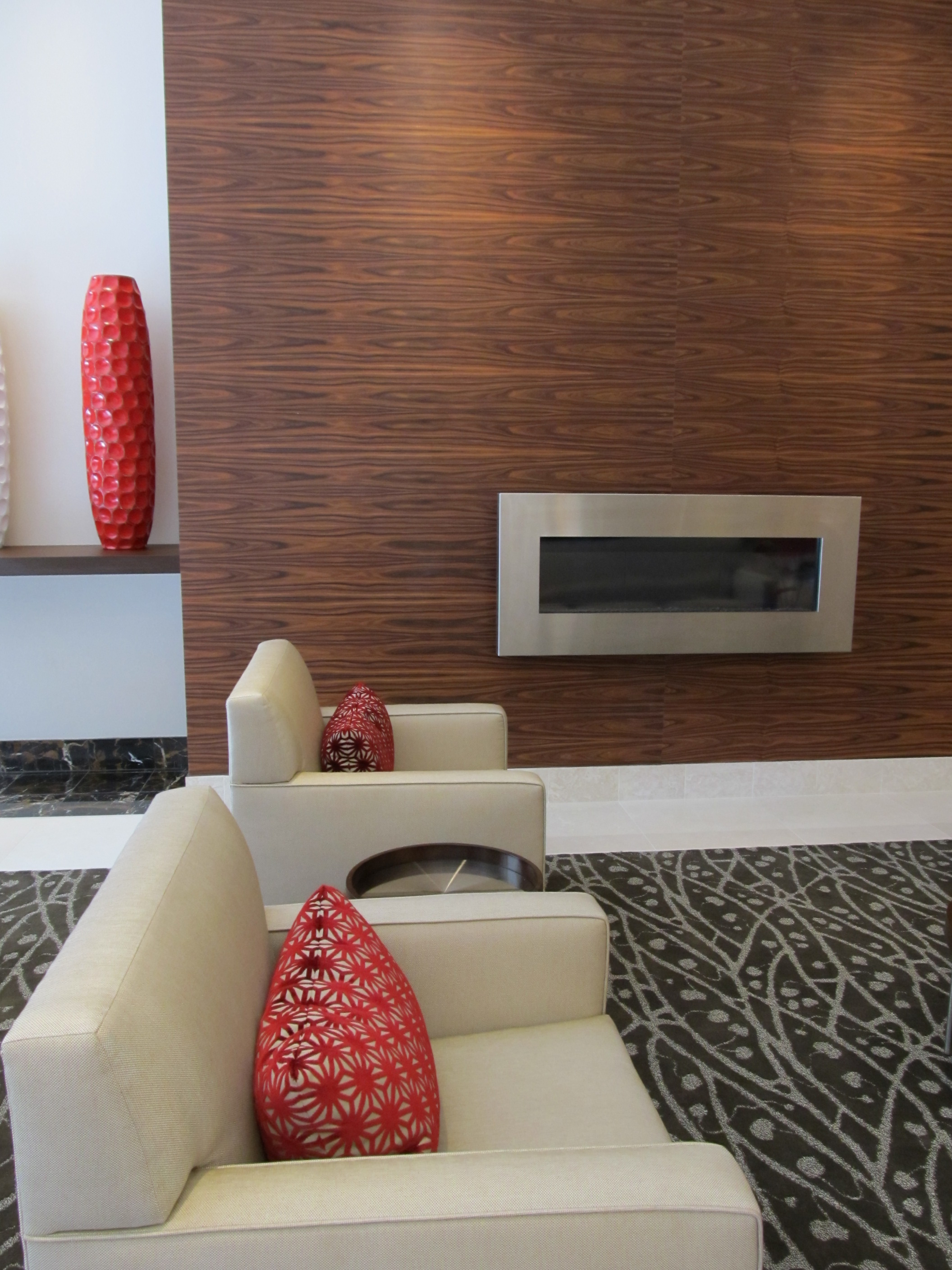 RESIDENTIAL - ROSEWOOD, ANDES FC - Fire Place