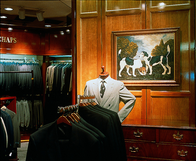RETAIL - CHERRY FC STAINED - Chaps Mens Store