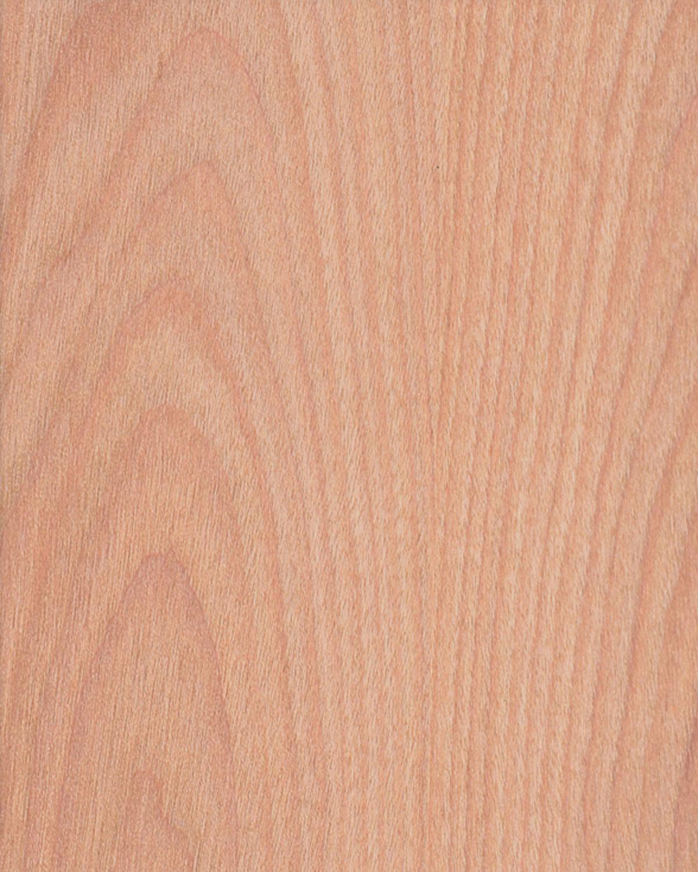Birch, Red Flat Cut