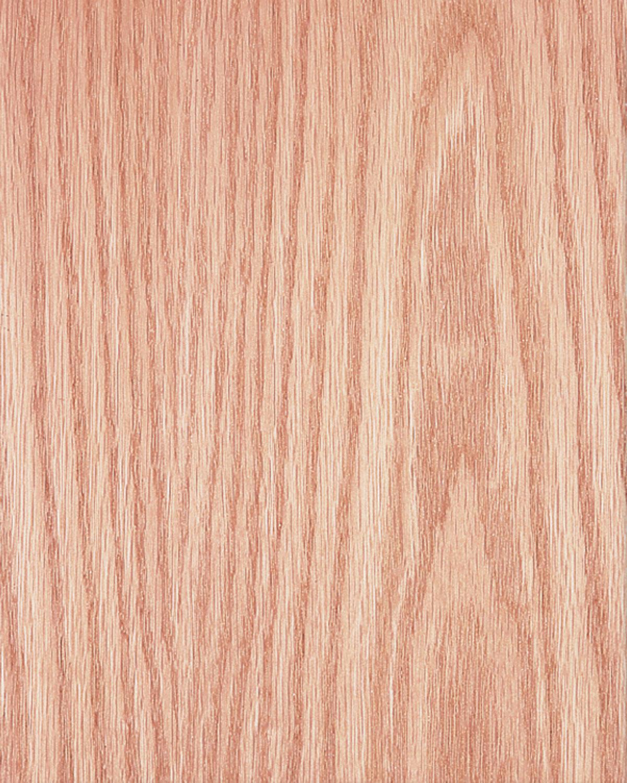 Oak, Red Flat Cut