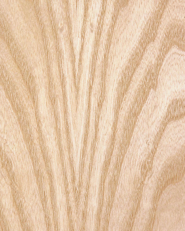 Ash, White Flat Cut