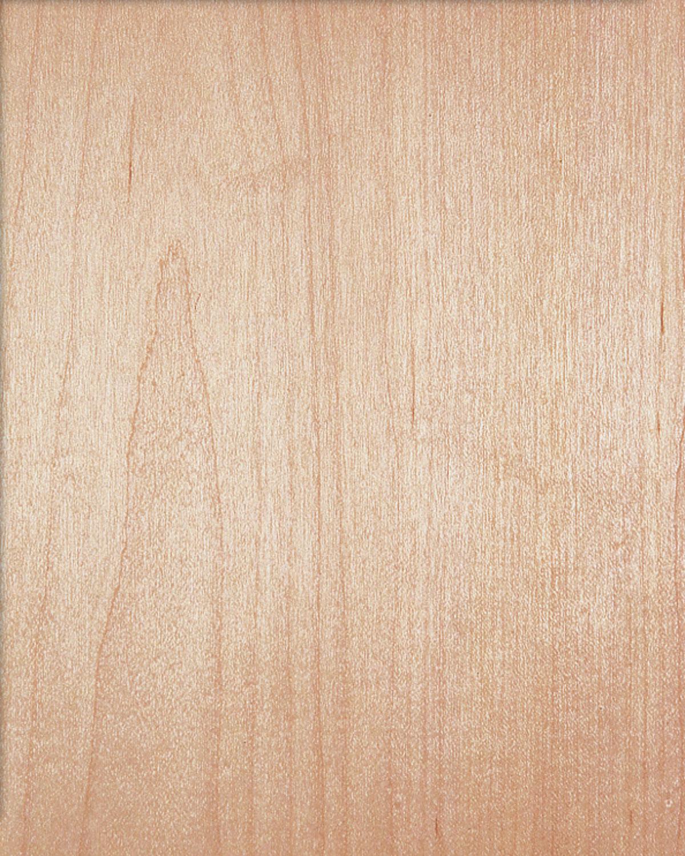 Maple, White Flat Cut