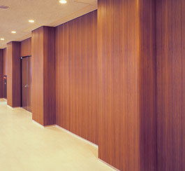 Jacaranda Has Provided Sanfoot Real Wood Veneer Wall Coverings And Panels To Some Of The Most Prestigious Public Schools Universities In United