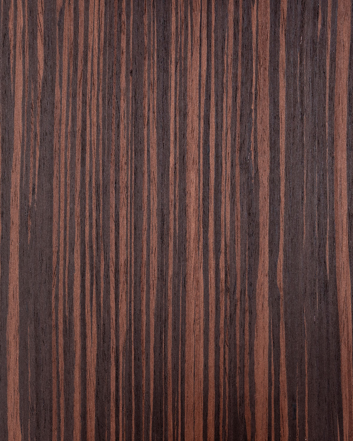 Recon Ebony Quarter Cut - Red Stain