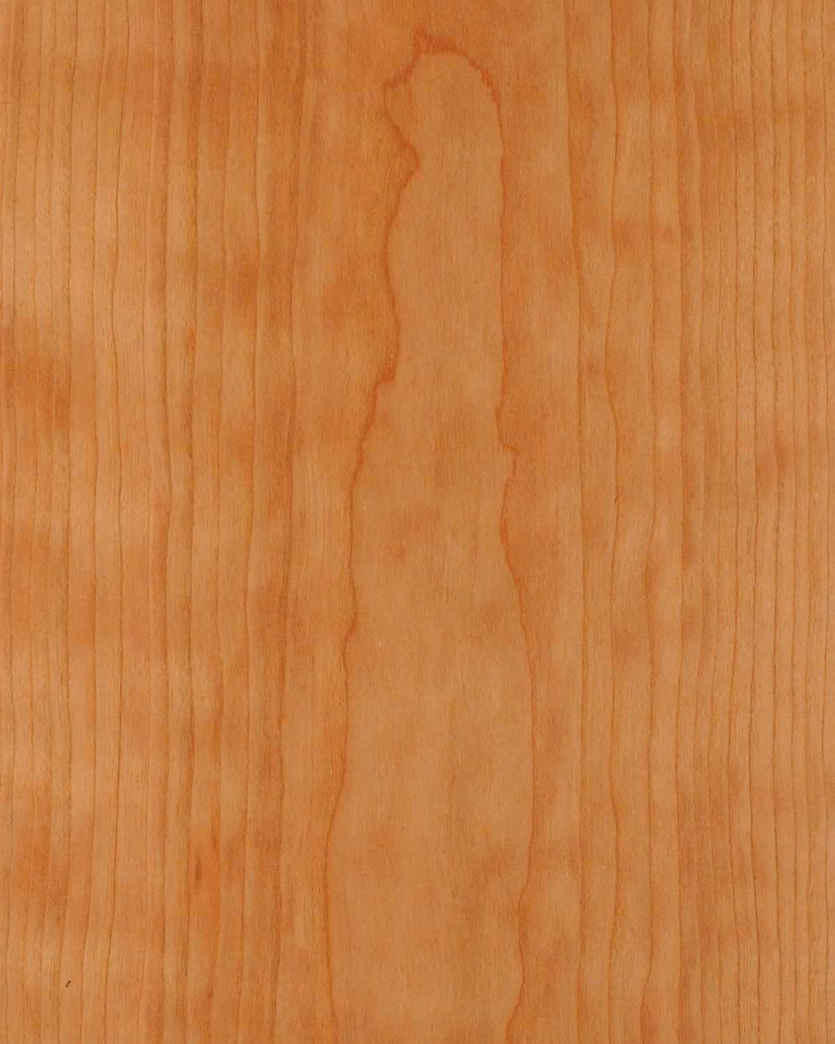 Cherry, American Figured Flat Cut