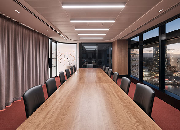 Yancoal Conference Room