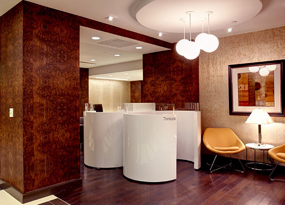 Regus West Palm ThinkPods Area